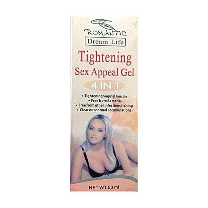Dream Life 4 n 1 Tightening Sex Appeal Gel for Women
