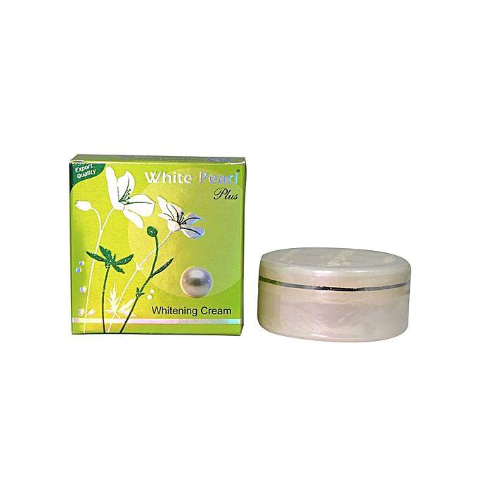 White Pearl Plus Whitening Cream
