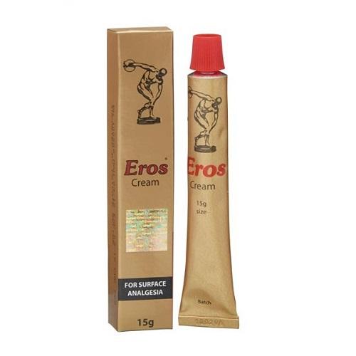 Eros Delay Cream For Men (Made In England)