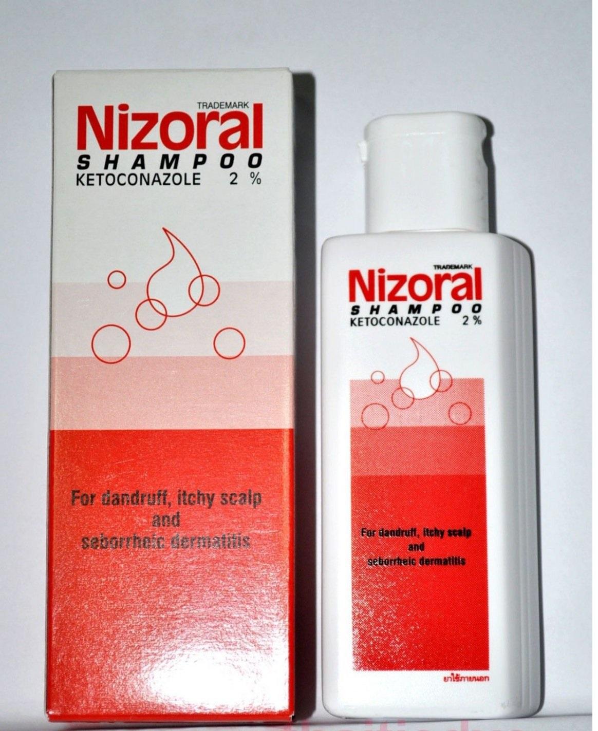 NIZORAL  SHAMPOO 50ML